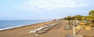 Отдых на море на курорте Белек в Турции