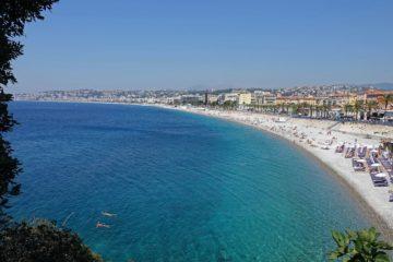 Лучшие пляжи лазурного берега